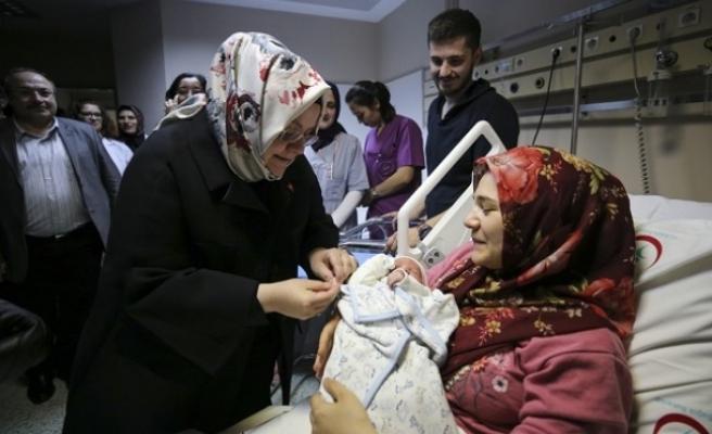 Bakan Açıkladı: Yarın 36,7 Milyon TL Doğum Yardımı Yapılacak