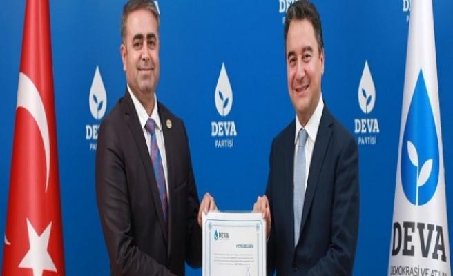 Tüysüz: Harran'a DEVA Geliyor