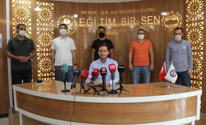 Genç-Memur-Sen'den Azerbaycan açıklaması