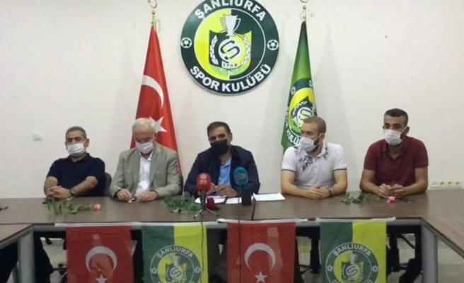Şanlıurfaspor Kulüp Başkanı: Transferimiz açıldı!