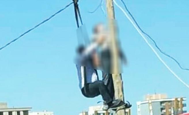 Şanlıurfa'da feci olay: Elektrik çarptı