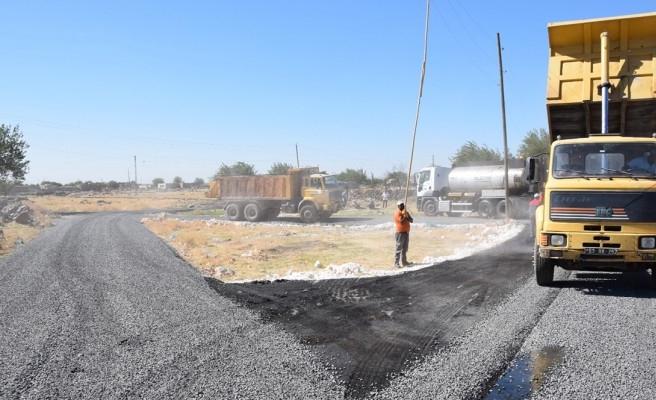 Viranşehir'de kış öncesi çalışmalar devam ediyor