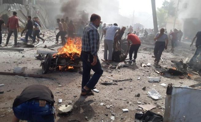 Bakanlık patlamayı duyurdu: 14 ölü, 40 yaralı