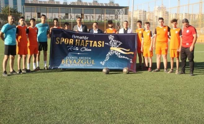 Şanlıurfa Büyükşehir Belediyesi'nden spora davet var!
