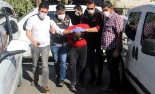 Urfa'da eşine günlerce işkence eden cani koca tutuklandı