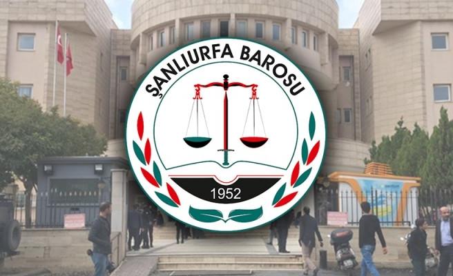 Şanlıurfa'da 26 avukat için soruşturma (GÜNCELLENDİ)