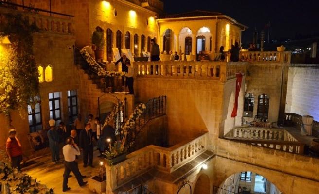 Tarihi Urfa Evinde çalışmalar tamamlandı: Faaliyete geçiyor