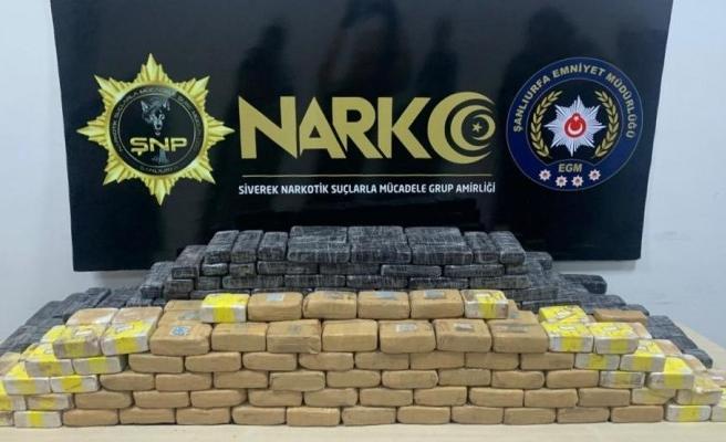 Urfa'nın ilçelerinde uyuşturucu operasyonu: 3 gözaltı