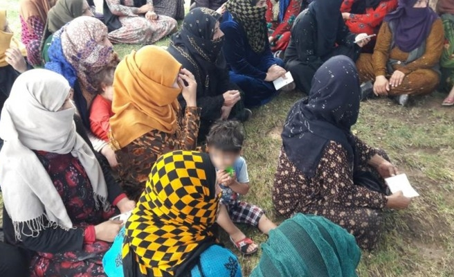Urfa'da dilenen çocuklar ve kadınlar için yeni adım