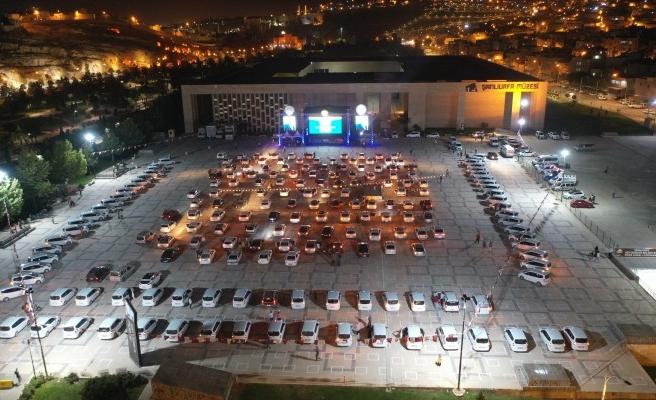 Urfa'da bir gecede 2 etkinlik düzenlendi