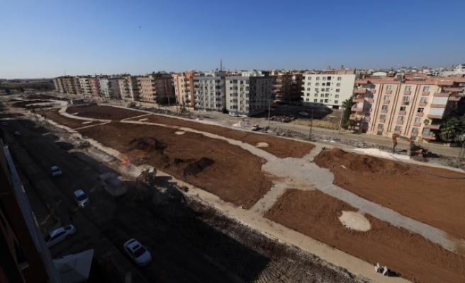 Urfa'nın ilçesindeki projelerde sona gelindi