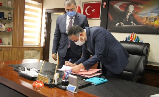Şanlıurfa'da 'fıstık' atağı: Protokol imzalandı