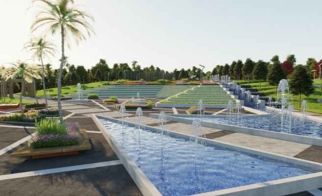 Eyyübiye Millet Bahçesi'nin alanı 180 dönüme çıkarıldı