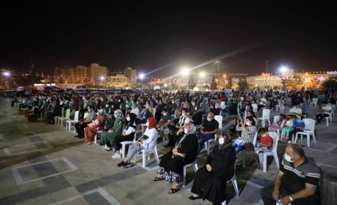 Şanlıurfa'da 'tasavvuf' konseri