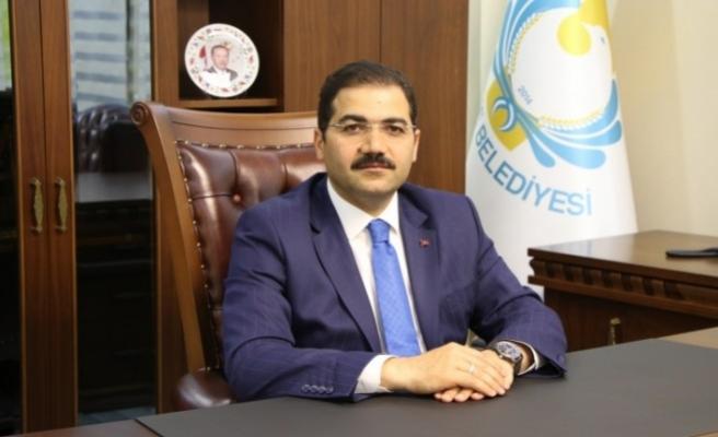 Haliliye Belediye Başkanı Canpolat'tan Mevlid Kandili mesajı