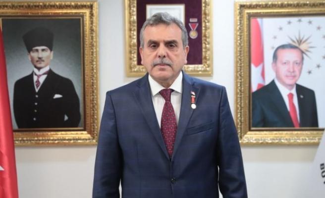 Beyazgül'den Cumhuriyet Bayramı mesajı
