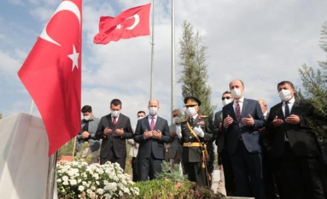 Şanlıurfa'da Cumhuriyet Bayramı kutlamaları başladı