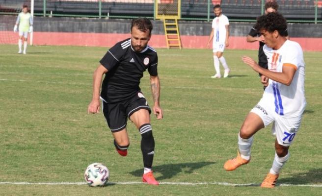 Karaköprü Belediyespor Kestelspor'u mağlup etti