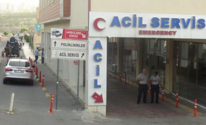 Mehmet Hafız Bulvarında kaza: 3 yaralı