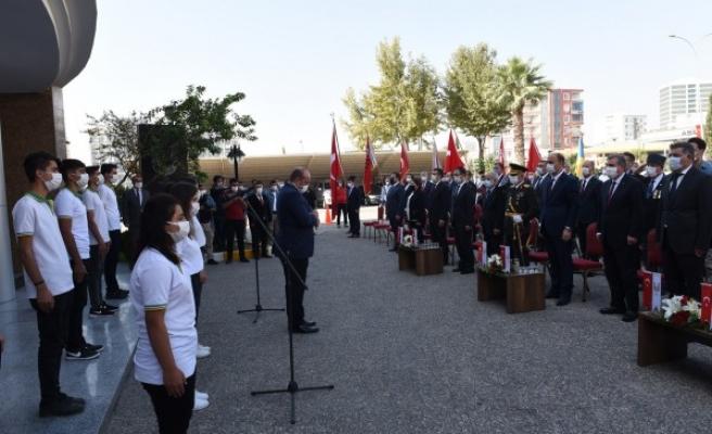 Urfa'da Cumhuriyet Bayramı coşkuyla kutlanıyor