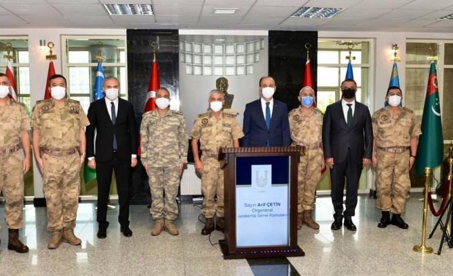 Jandarma Genel Komutanı Urfa'ya geldi