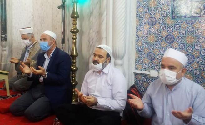 Şanlıurfa'da İzmir için dualar edildi
