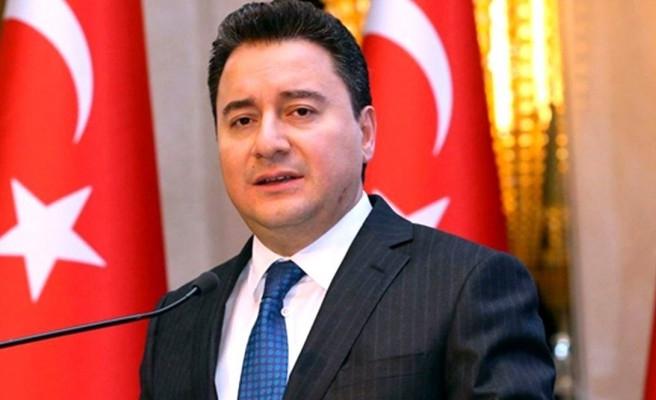 Ali Babacan Şanlıurfa'ya geliyor: İşte program