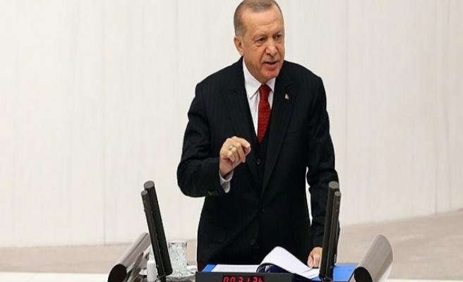 Cumhurbaşkanı Erdoğan: Seve Seve Onaylarım