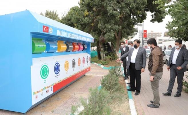 Urfa'nın ilçesinde 'Sıfır Atık Projesi' başlıyor