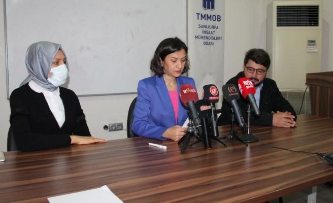 Urfa'dan 'imar barışı' açıklaması: Riskli yapıların önüne geçiyor