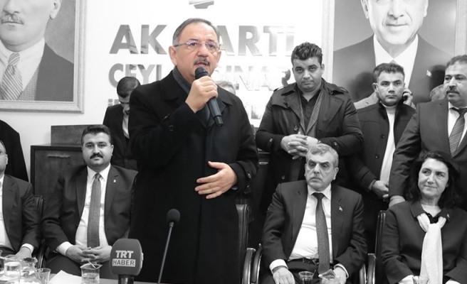 AK Parti Genel Başkan Yardımcısı Şanlıurfa'ya geliyor!