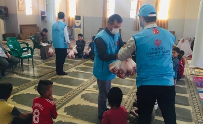 Barış Pınarı Bölgesinde 'düzen' çalışmaları sürüyor