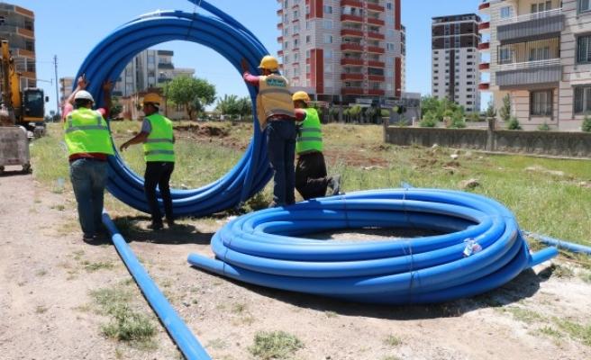 Urfa'nın ilçesindeki proje tamamlandı