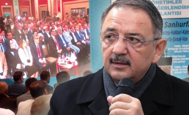 AK Partili Urfa'daki belediye başkanları Ankara'ya çağrıldı!