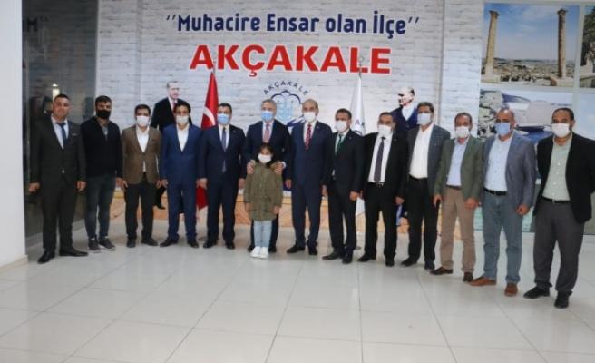 AK Partili isimden Urfa'nın ilçesine övgü