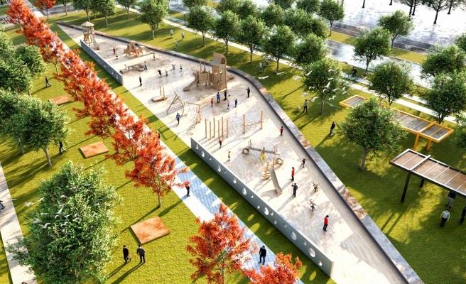 Projeler hayata geçiyor! Millet Bahçesi yarın ihaleye çıkıyor