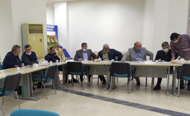 Urfa'da ekmeklik ve makarnalık buğday ihalesi yapıldı
