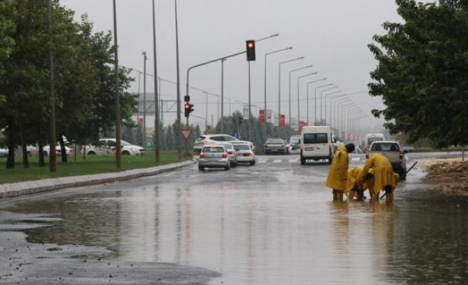 ŞUSKİ'den sağanak yağış açıklaması