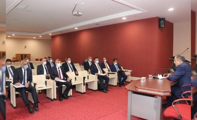 AK Parti'den Urfa belediye başkanları ile Ankara'da toplantı!