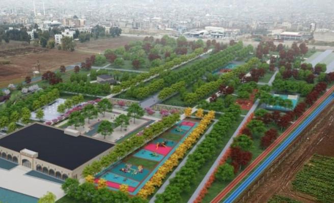 Urfa'nın ilçesindeki dev projenin ihalesi yapıldı
