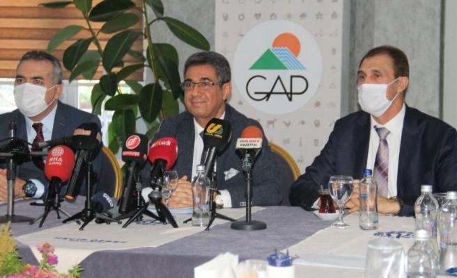 GAP İdaresi Başkanı: Sınırdaki gelişmeler Urfa'yı olumsuz etkiliyor!