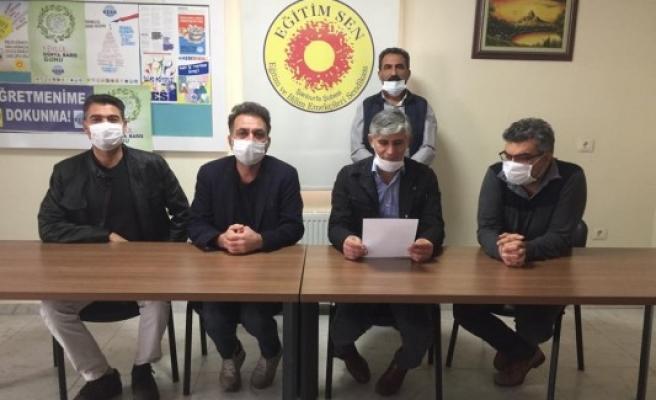 Eğitim-Sen Urfa Eşbaşkanı: Derhal serbest bırakılmalılar!