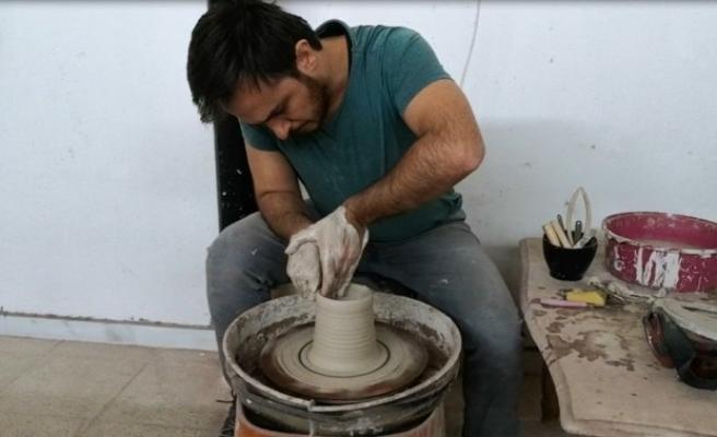 Çamura hayat veriyor: Urfa'da yok denecek kadar az!