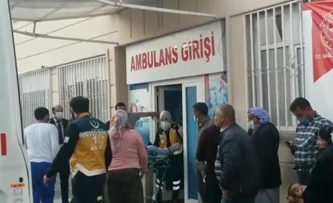 Şanlıurfa'da bıçaklı kavga: Yaralı ve gözaltı var!