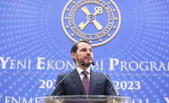 Cumhurbaşkanı Berat Albayrak'ın istifasını kabul etti!