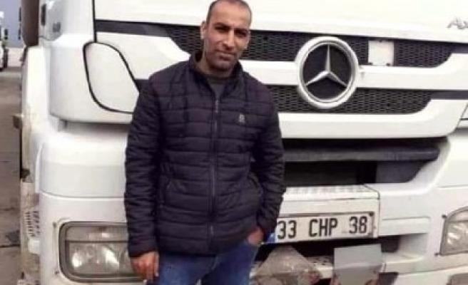 Urfa-Antep yolunda kaza: TIR sürücüsü hayatını kaybetti