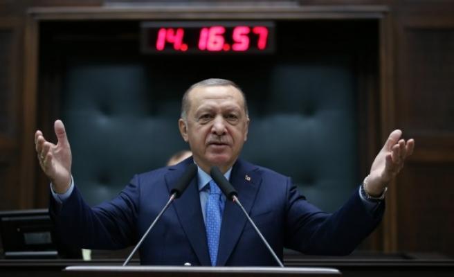 Cumhurbaşkanı Erdoğan'dan ekonomi açıklaması
