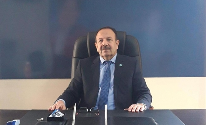İYİ Parti Şanlıurfa İl Başkan Yardımcısı istifa etti
