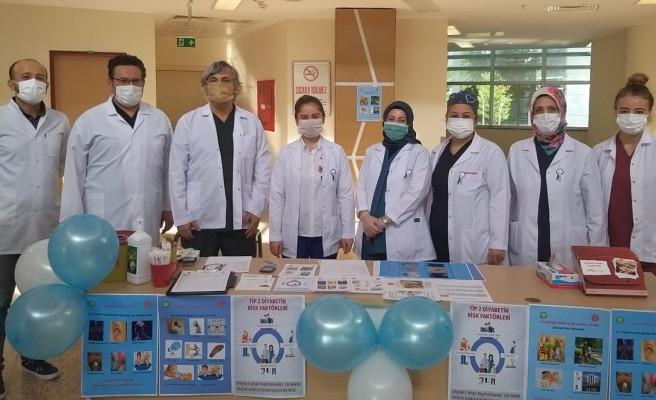 Harran Üniversitesi Doktorundan diyabet açıklaması: Nasıl önlenebilir?