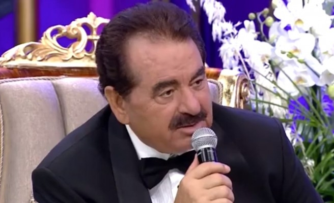 İbrahim Tatlıses'ten İbo Show açıklaması